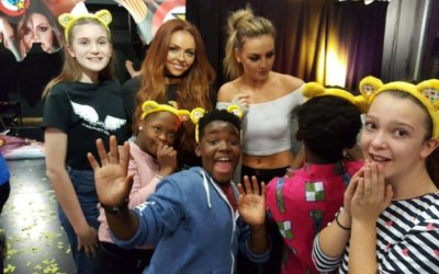 Little Mix Surprise Visit