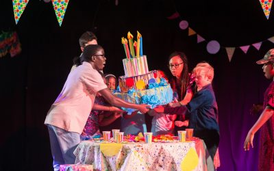 Janet's Party – Summer Children's Theatre 2018