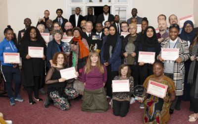 Awards for Haringey Shed