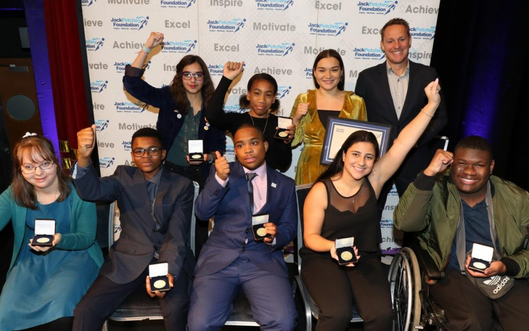 Jack Petchey Awards 2018